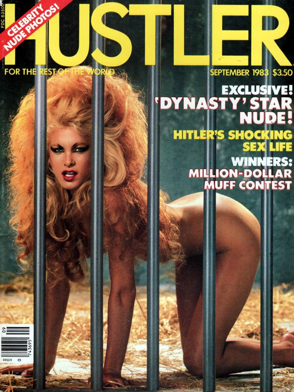 Hustler September 1983