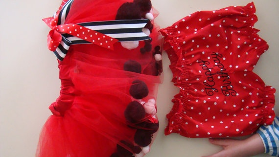 olivia would be proud birthday tutu and bloomers