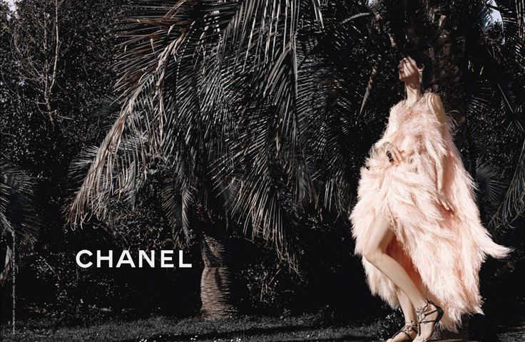 chanel campaign spring summer 2011