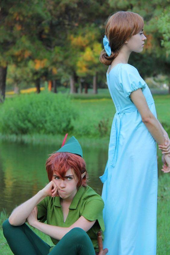 2. Peter Pan y Wendy.