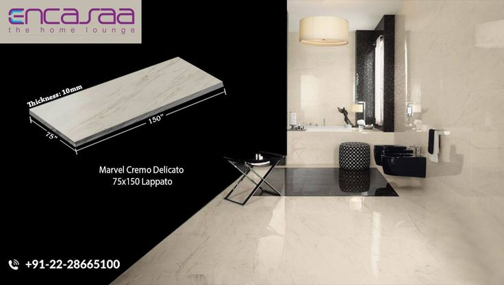 Cremo Delicato is an exclusive white marble with soft gray veining and occasional light gray highlights.  #cremo #delicato #PorcelainFloors #Natural #Marble #Home #Decor #Kandivali #SejalEncasaa #Showroom #Encasaa #mumbai #DreamHome #India #House #LuxuryHome