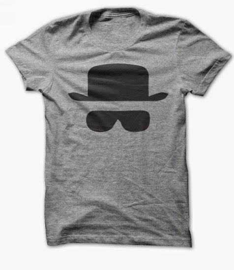Tshirt-fashion: Heisenberg Hat and Glasses | Tshirts | Pinterest | Heisenberg