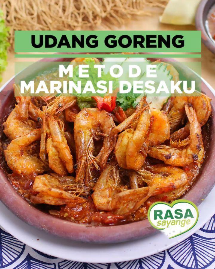 Rudydansahabat By Rudy Choirudin 1 Campurkan Bahan Bahan Bumbu Marinasi Ke Dalam Mangkuk Food Seafood Chicken
