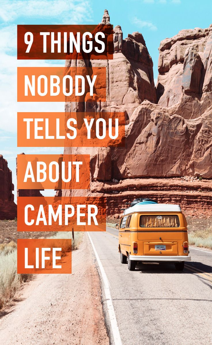 The pros and cons of RV & Camper Life.