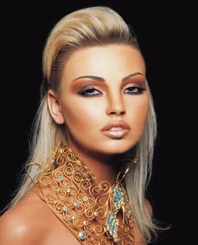 Lebanese makeup at it's finest