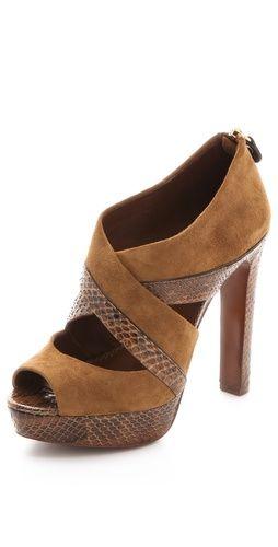 Tory Burch Waverly High Heel SandalsHigh Heels Sandals, Edgy Outfit,  Geta, Street Style, Waverly High, Burch Waverly,  Patten, Shoes High Heels, Tory Burch High Heels