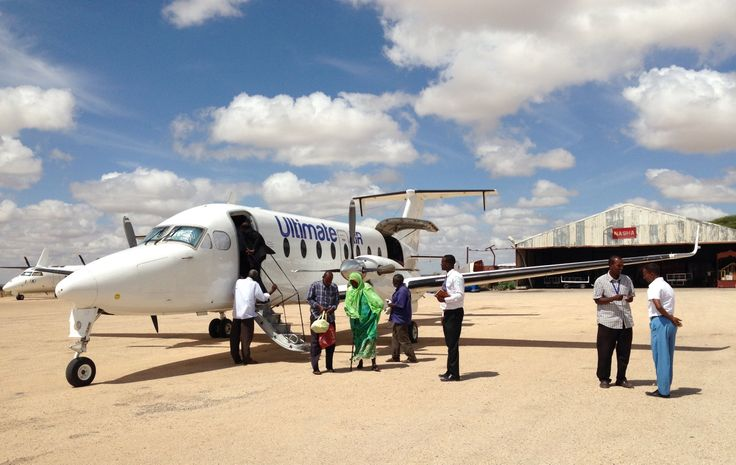 Hargeisa Airport, Somalia
