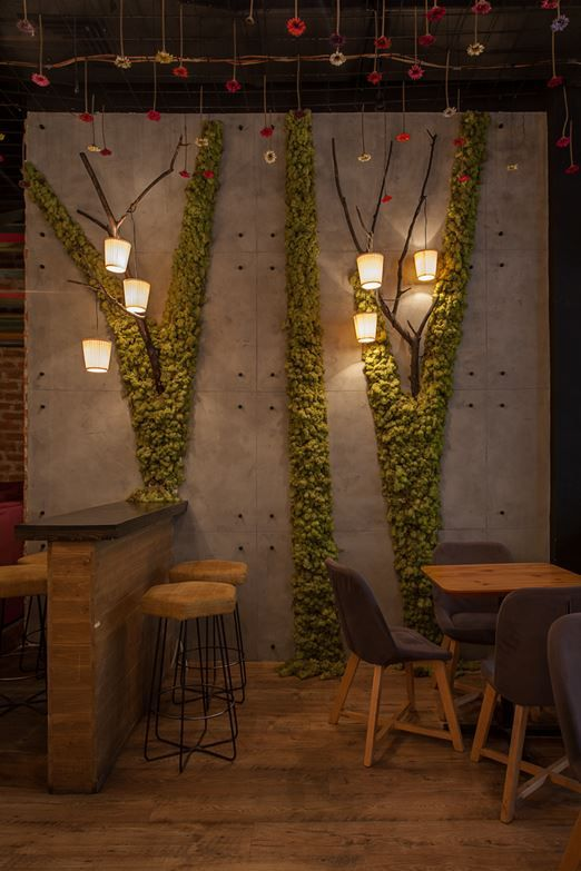 """""""Garden"""" Coffee Lounge - Picture gallery"""
