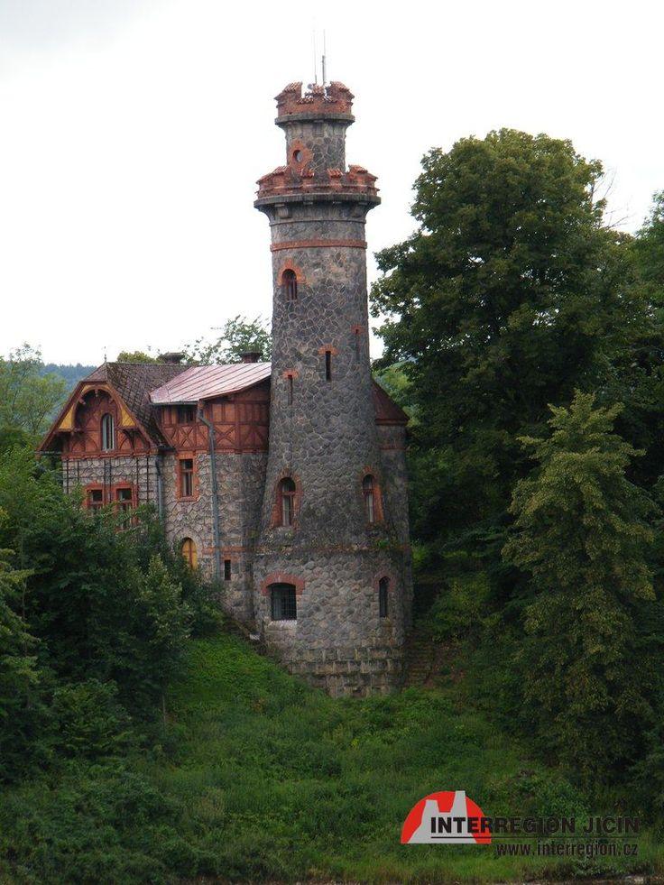 Přehrada - Les Království