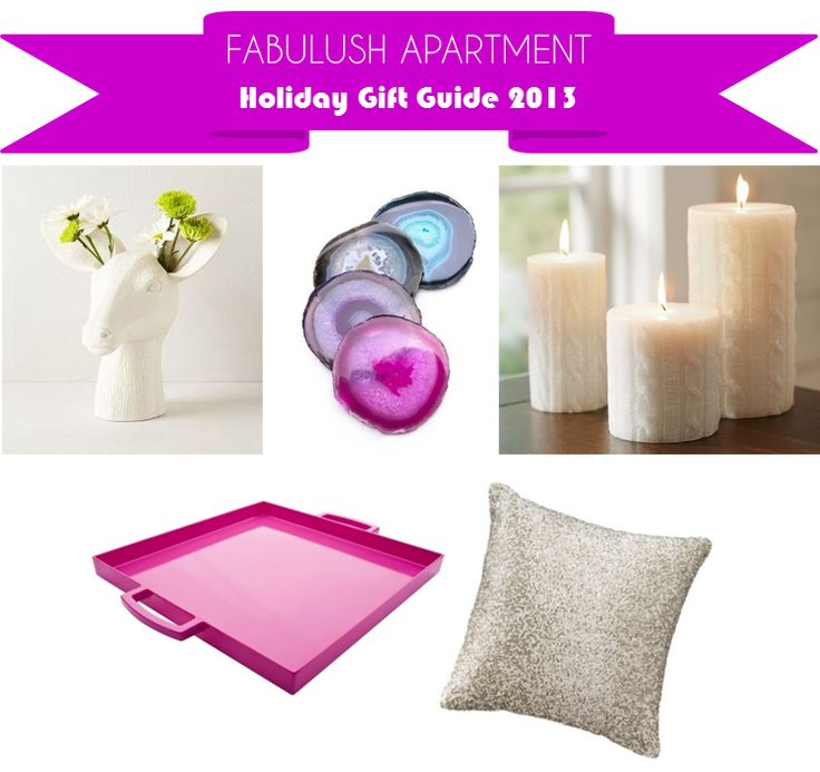 5 Home Decor Gifts For Your Friend's Fabulush Apartment #MGdecor #Christmas #gifts