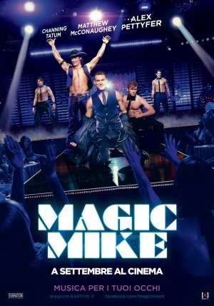 Magic Mike movie review: a Soderbergh striptease