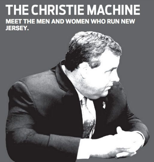 Chris Christie's Entire Career Reeks It's not just the bridge from New Republic