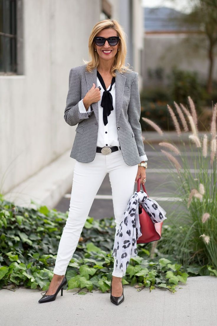Our Milano blazer, Tuxedo blouse and Leopard scarf are all 15% off today with code FS111 plus Free US Shipping www.jacketsociety.com