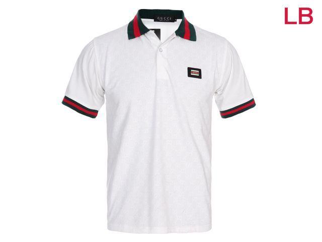 Gucci POLO shirts men-GG26847 | Gucci polo shirt, Gucci polo shirt ...