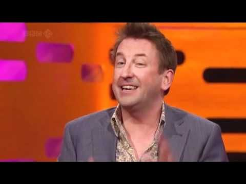 Lee Mack Hilarious Story - YouTube
