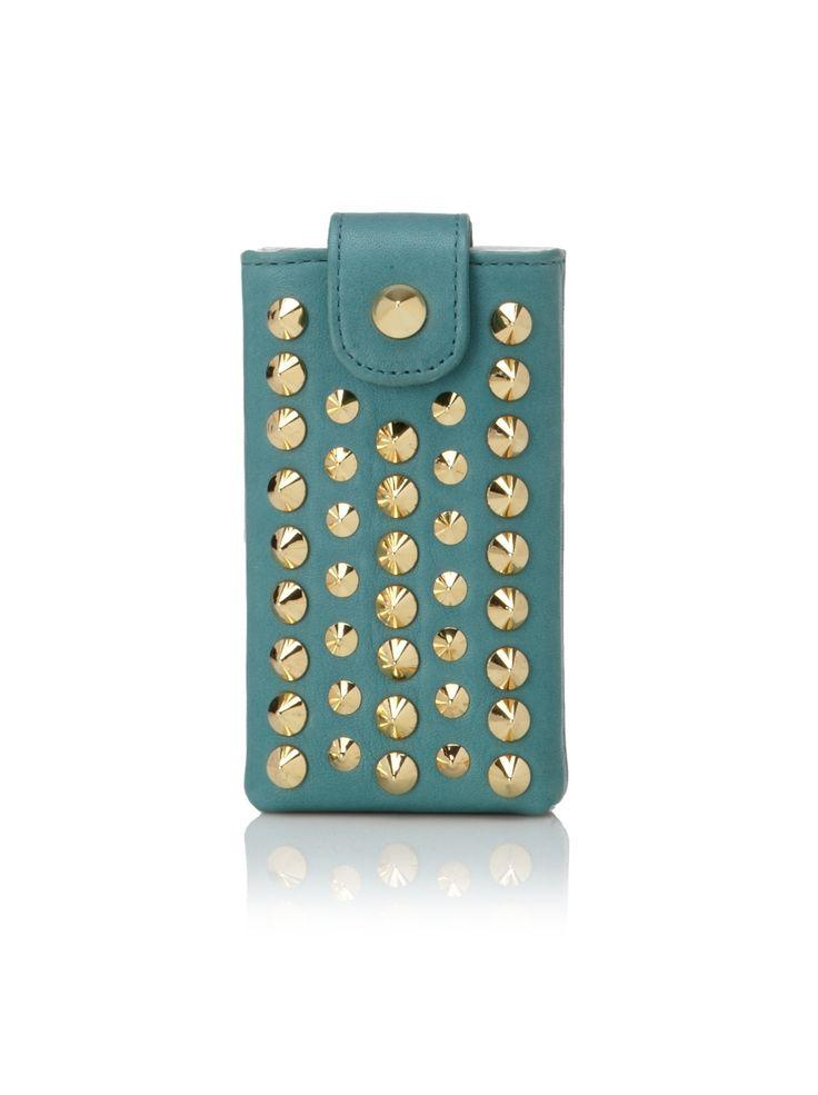 Smartphone Case: Iphone Cases, Leather Pouch, Cases Turquoi, Phones Ideas, Cases Para, Design Fashion, Smartphone Cases, Phones Cases, Cases 54