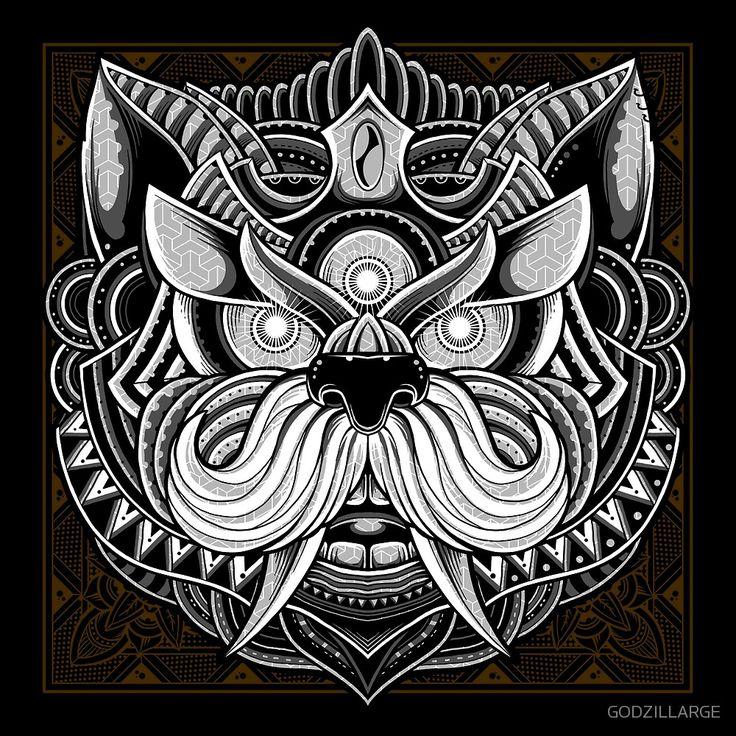 Javanese Ornate Dog