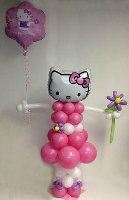 Air Filled Balloon Designs ~ Tulsa, OK