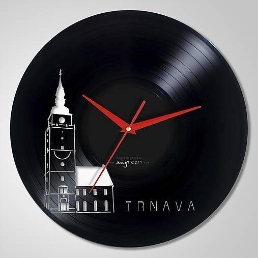 anynOOn / Trnava, Mestská veža - LP hodiny