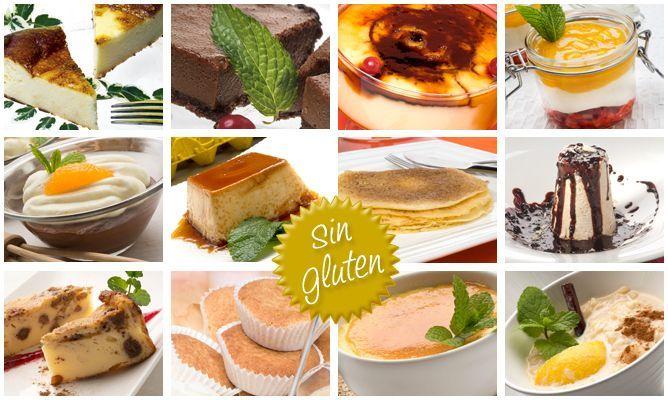 12 postres #SinGluten para celíacos