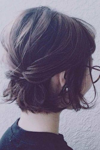 Cute Ideas of Short Hair Hairstyles picture 2