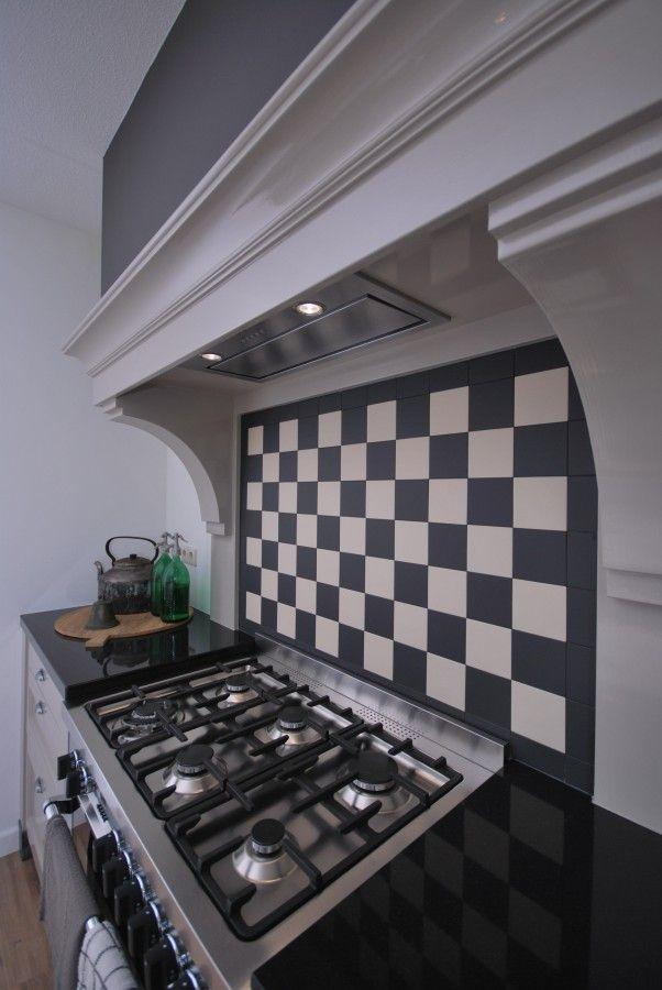 Keuken Nieuwbouwwoning : Nieuwbouwwoning Holten Keukenhof