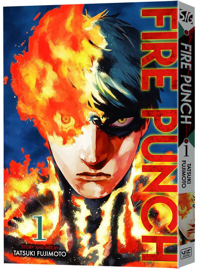 Viz Media Launches The New Apocalyptic Manga Series Fire Punch