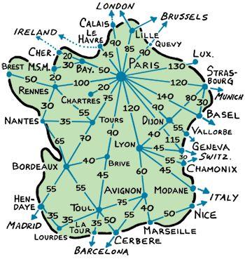 France Rail Passes and Train Tips from Rick Steves | ricksteves.com