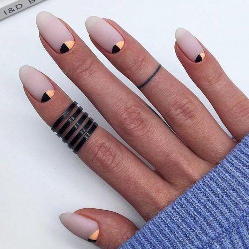 24 süße Designs, damit ovale Nägel überall rocken – nails