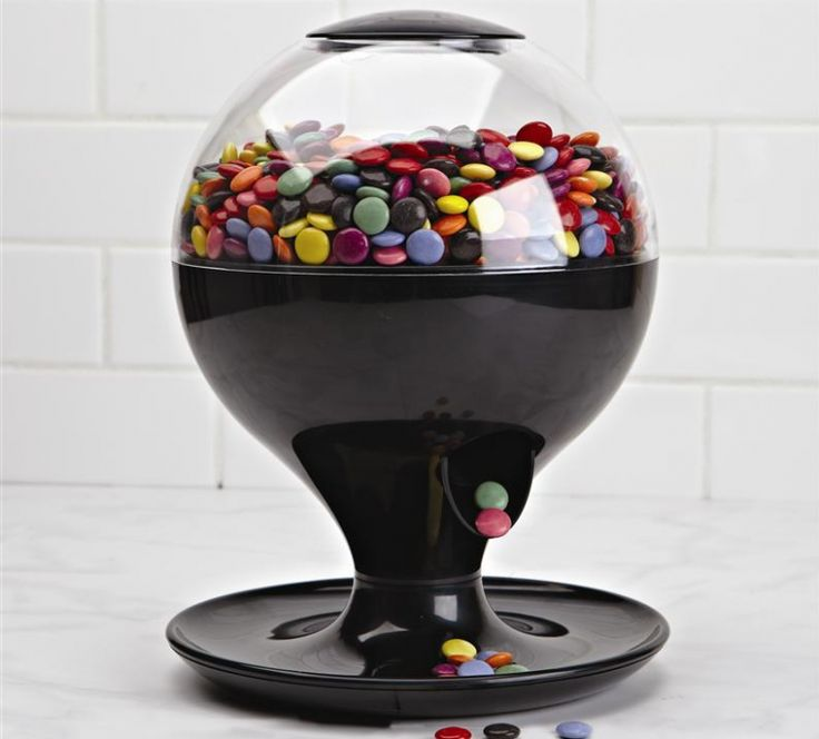 Emerson Motion Activated Candy Dispenser ~ Motion activated candy dispenser woodworking projects