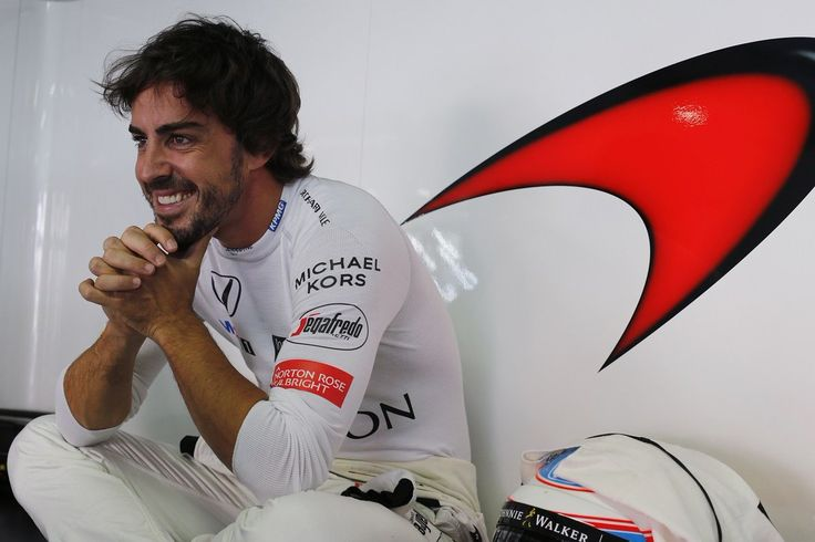 #14 Fernando Alonso the greatest driver in F1! McLaren please give him a car for 2017!