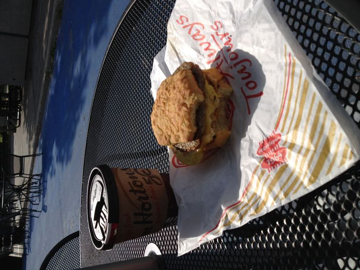 Tim hortons breakfast