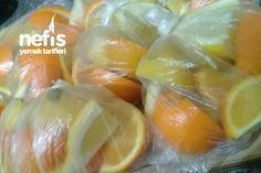 Ramazan İçin Limonata Hazırlığı