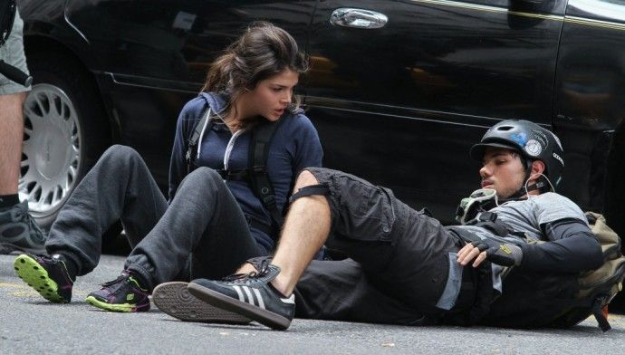 Highly derivative, but very fun. TRACERS is one you'll want to catch on VOD for sure.