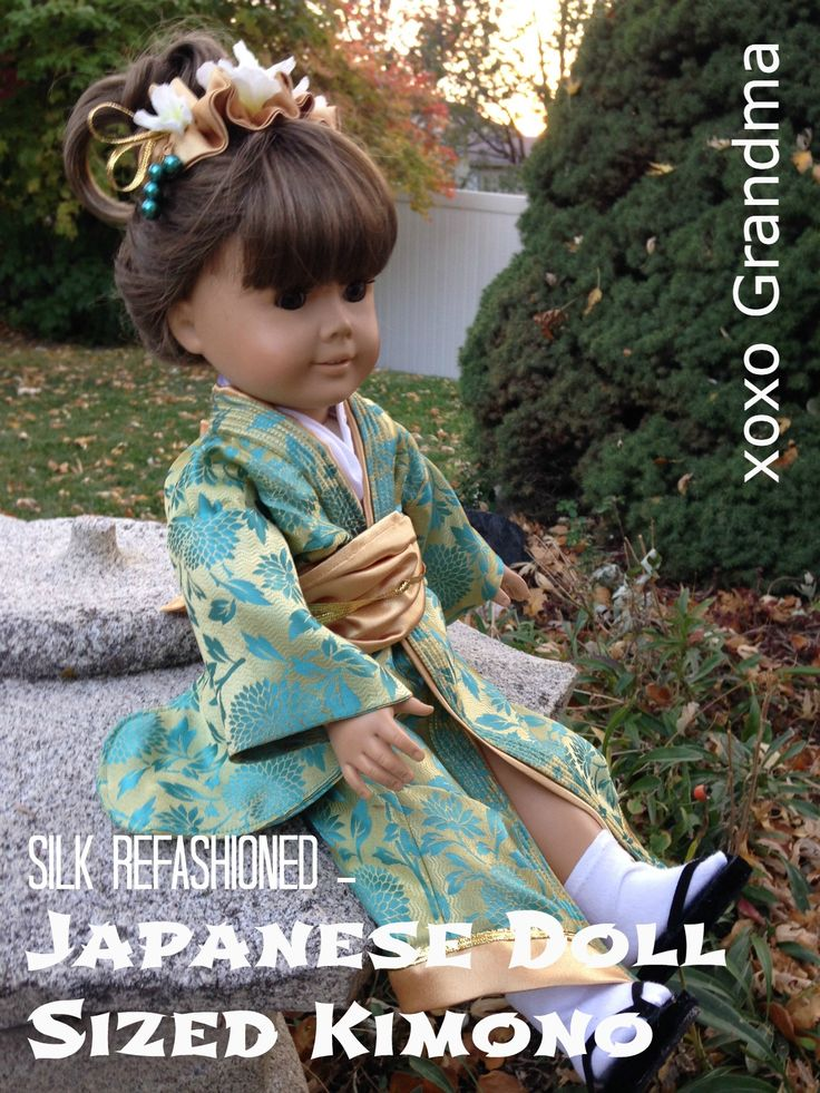 30 Things to Make for an American Girl Doll - Free Patterns