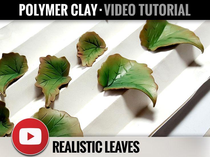 Polymer Clay Tutorial Vol.1: DIY How to make by SweetyBijou