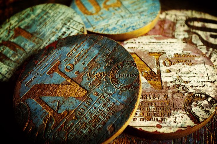 Bali, Fabien Barral, Cups, Art Journals, Graphics Design, Sweets Peas, New Products, Recycle Wood, Wood Coasters