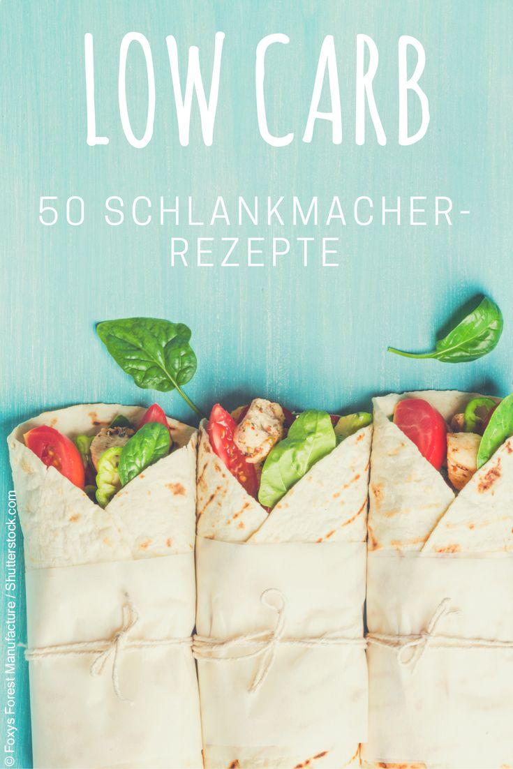 Low Carb ist keine Diät, sondern vielmehr eine Lebenseinstellung: Unsere leckeren Low Carb-Rezepte liefern nur wenig Kohlenhydrate und halten trotzdem lange satt