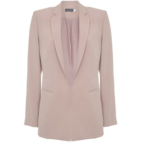 Mint Velvet Blossom Tailored Blazer (£89) ❤ liked on Polyvore featuring outerwear, jackets, blazers, sale women coats & jackets, flower blazer, tailored jacket, flower print jacket, floral-print blazers and floral jackets
