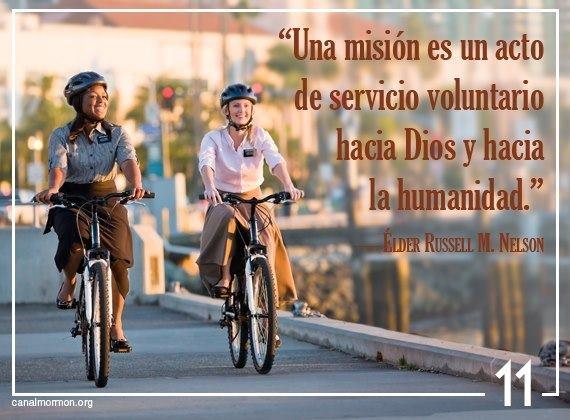 En la última Conferencia se anunció el cambio de edad de salida para los misioneros, desde entonces se ha anunciado la creación de 58 misiones nuevas y un Centro de Capacitación Misional (CCM) en México.  Ve este video para entender la importancia del trabajo misional para los mormones. #Misioneros