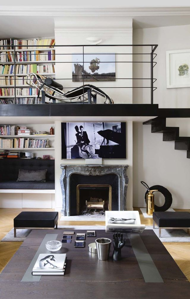 11 best le corbusier chaise longue lc4 images on pinterest for Hauteur sous plafond lit mezzanine