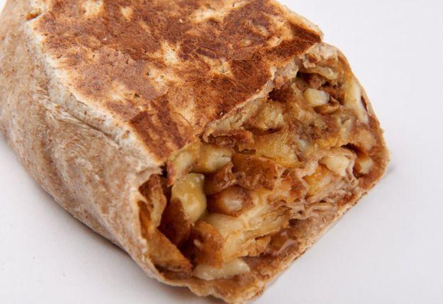 Poutine burritos | 17 Of The Weirdest Foods In Canada
