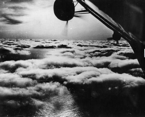 """""""UNSPECIFIED - CIRCA 1930: View from the gondola of a zeppelin. Photograph. Around 1930. Photo: Imagno/Getty Images   Jan 01, 1930: Circa 1930, Imagno Getty Image, Vida Ems, Ems Preto, Fotos Preto, Zeppelin Blimp, Stories Prompts, Jan 01, Image Jan"""