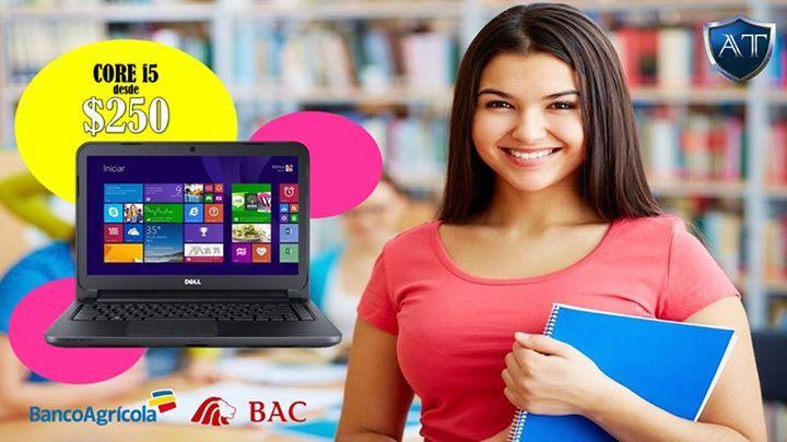 """REGRESA A LA """"U"""" RECARGADO - CORE i5 desde $250 (Efectivo) - TASA CERO - TARJETAS DE CREDITO BANCO AGRÍCOLA Y CREDOMATIC cuotas disponibles: 3, 6, 9 y 12 cuotas (Restricciones Aplican) - Equipos con garantía - CONTAMOS CON SEGURIDAD Y AMPLIO PARQUEO - Imagen ilustrativa #electronics #mobiles #mobilesaccessories #laptops #computers #games #cameras #tablets   #3Dprinters #videogames  #smartelectronics  #officeelectronics"""