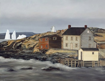 Newfoundland Art - Barry Penton