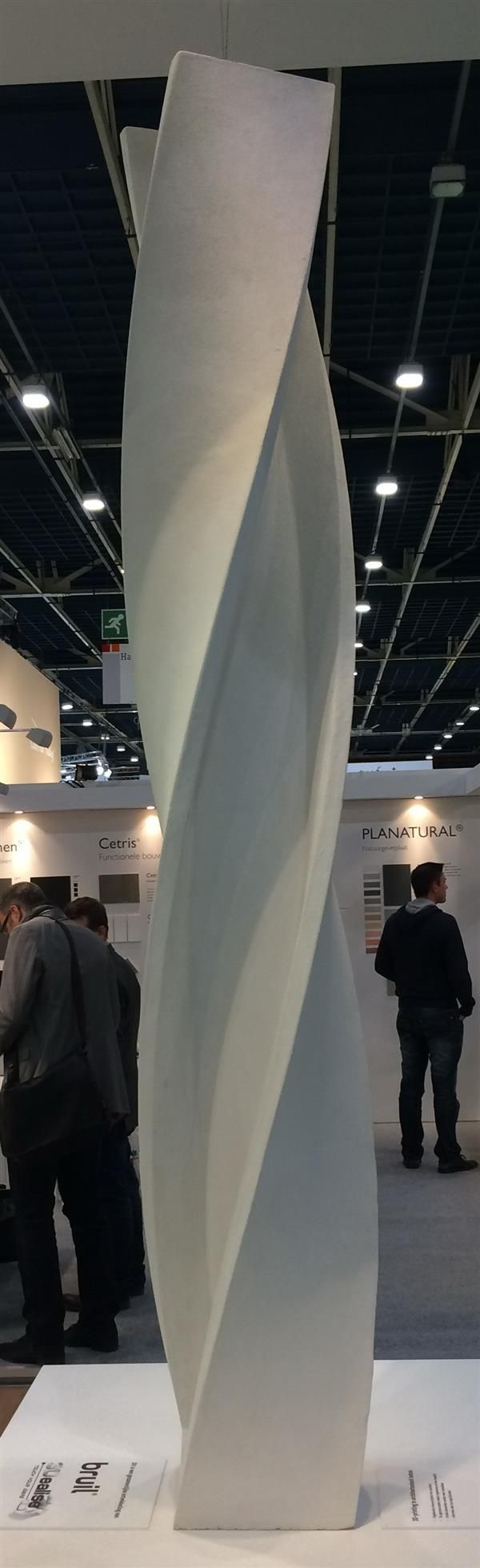 3Dealise, ExOne and Bruil introduce new technology for freeform 3D-printed architectural concrete