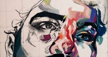 """Self Portrait Series"" #Creative #Art in #painting @Touchtalent http://bit.ly/Touchtalent-p"