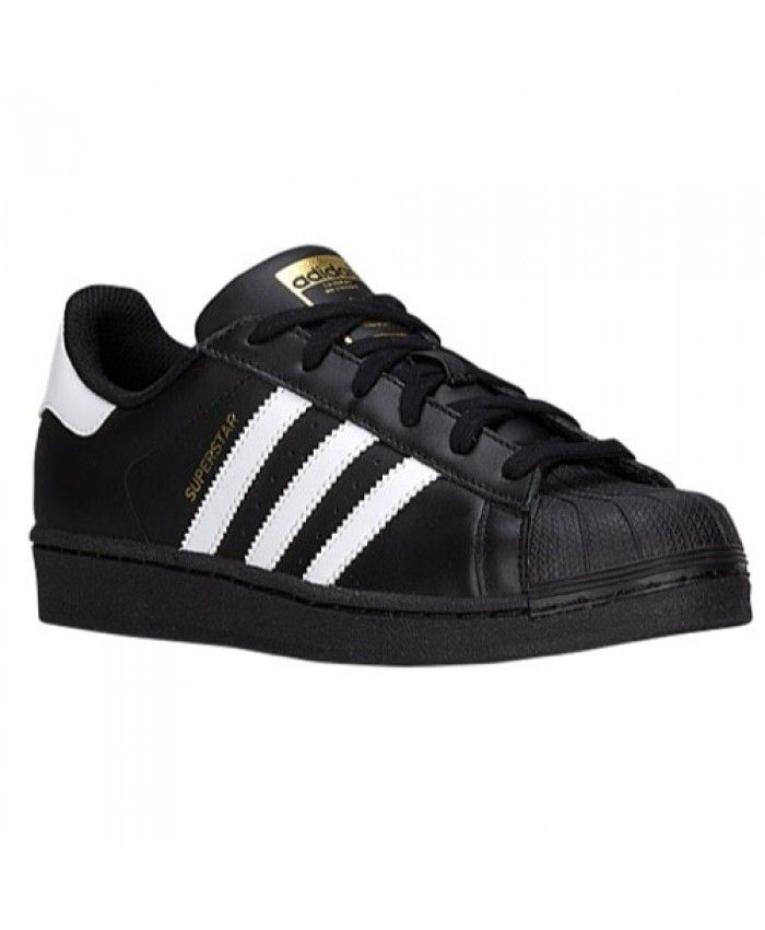 f749db1f846429 Adidas Superstar Womens Sneaker In White And Black On Sale