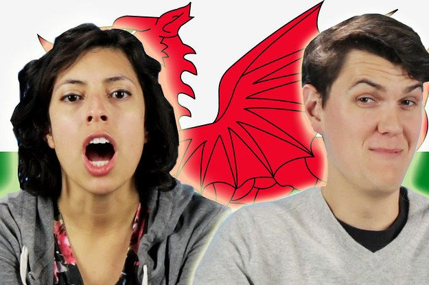 What Happens When A Bunch Of Americans Try And Pronounce Welsh Town Names