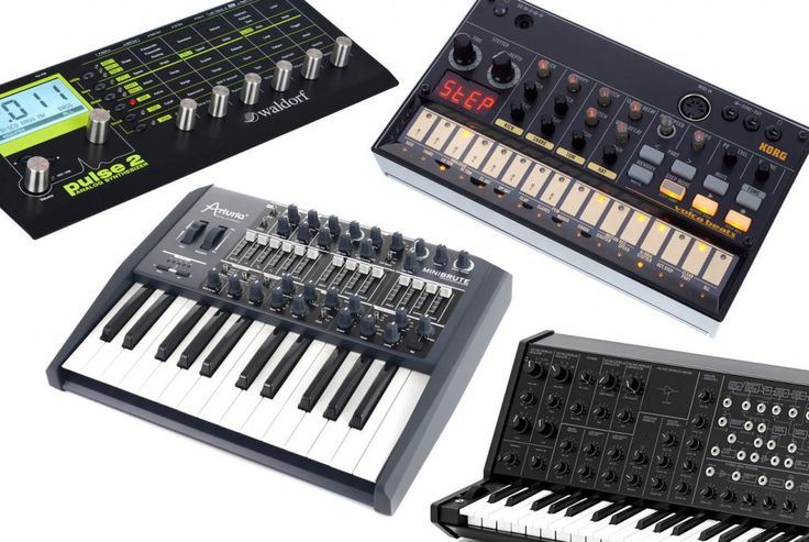 Spice Up Your Music Production Process With a Hardware Synthesizer